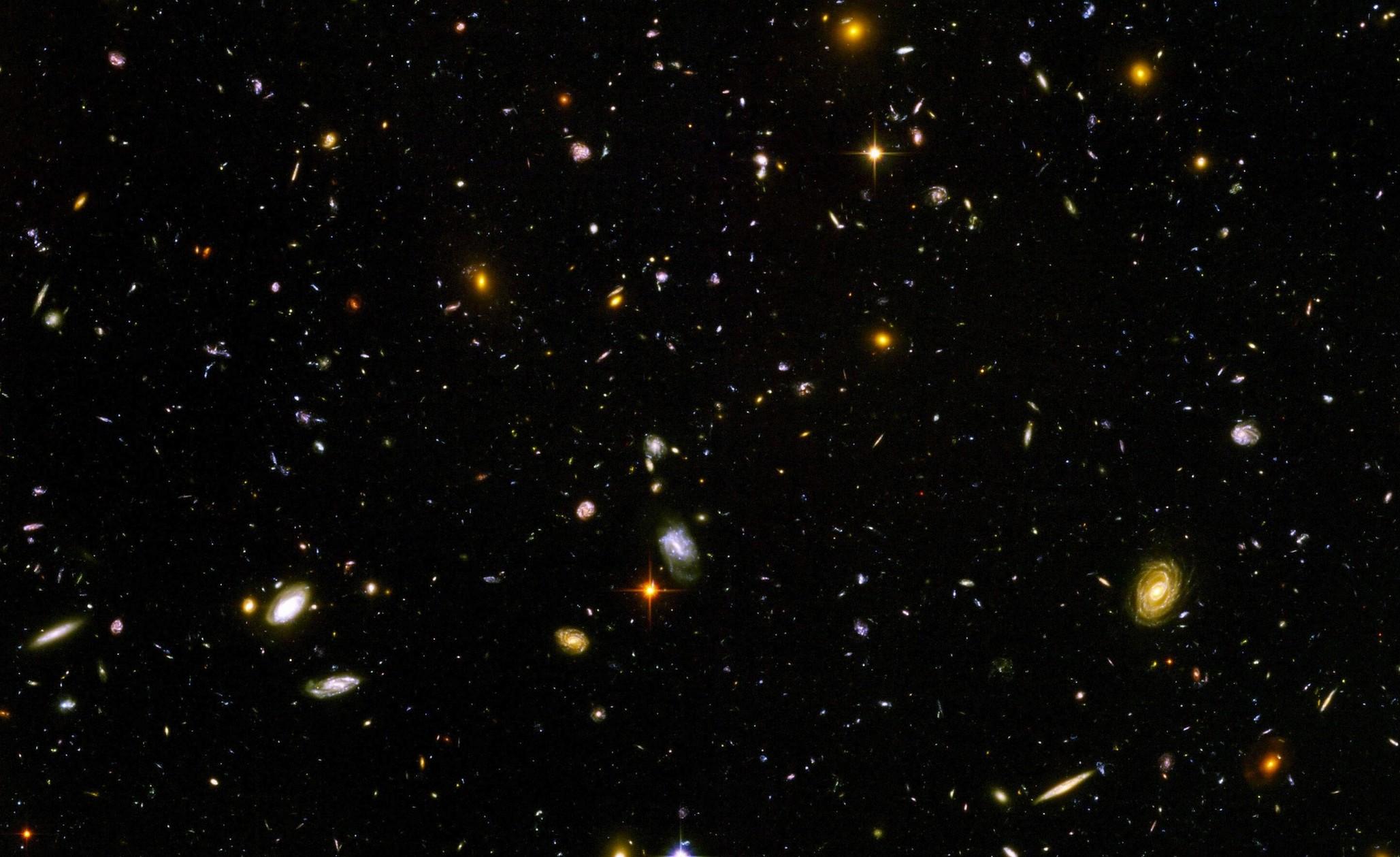 Wiki Hubble Deep Field