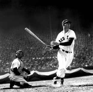 Ted-Williams-Home-Run-Red-Sox